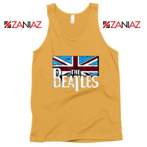 Cheap The Beatles British Flag Tank Top Music Tank Top Size S-3XL Sunshine