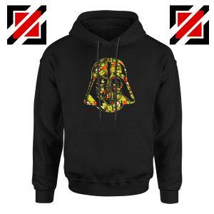 Darth Vader Hawaiian Best Hoodie Star Wars Hoodie Size S-2XL Black