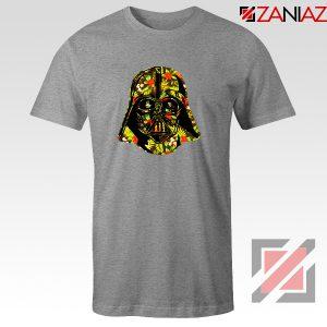 Darth Vader Hawaiian Best Tshirt Star Wars Tee Shirt Size S-3XL Sport Grey