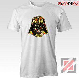 Darth Vader Hawaiian Best Tshirt Star Wars Tee Shirt Size S-3XL White