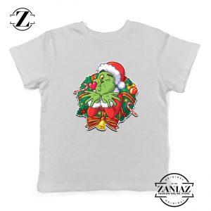 Father Christmas Santa Claws Kids T-Shirt Size S-XL White