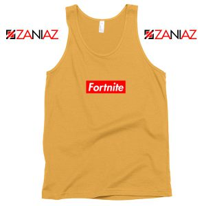 Fortnite Supreme Parody Tank Top Funny Parody Tank Top Size S-3XL Sunshine