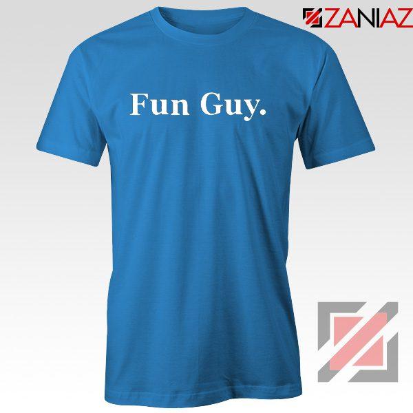 Fun Guy Kawhi Leonard NBA Tshirt Toronto Raptors Tee Shirt Size S-3XL Blue