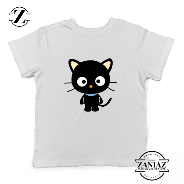 Hello Kitty Youth Shirt Funny Cat Lover Kids Tshirt Size S-XL White