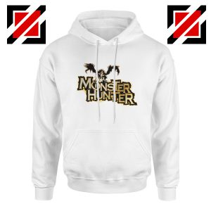 Monster Hunter Hoodie Designs Video Games Hoodie Size S-2XL White