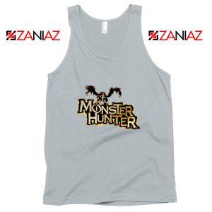 Monster Hunter Tank Top Designs Video Games Tank Top Size S-3XL Silver