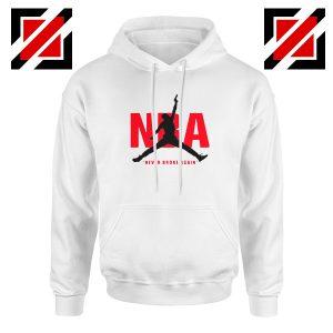 Never Broke Again NBA Hoodie Best Funny NBA Hoodie Size S-2XL White
