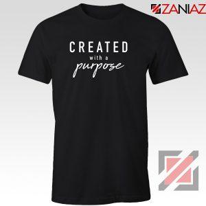 Purpose Gift Women's Tshirt Best Mom Tee Shirt Size S-3XL Black