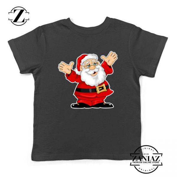 Saint Nicholas Santa Claws Kids T-Shirt Size S-XL Black