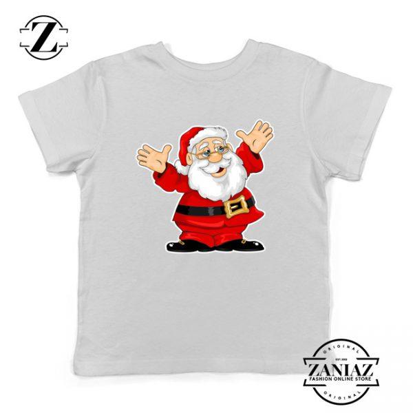Saint Nicholas Santa Claws Kids T-Shirt Size S-XL White