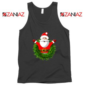 Santa Claws Gift Tank Top Christmas Tank Top Size S-3XL Black