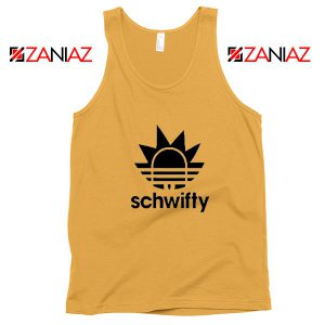 Schwifty Adidas Parody Tank Top Rick And Morty Tank Top Size S-3XL Sunshine