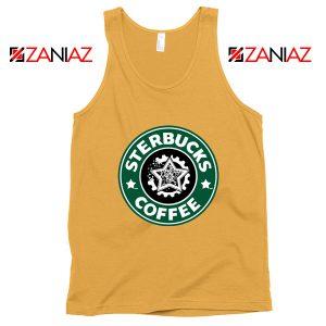 Sterbucks Coffee Tank Top Starbucks Parody Tank Top Size S-3XL Sunshine