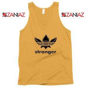 Stranger Things Adidas Logo Tank Top American TV Series Tank Top Sunshine
