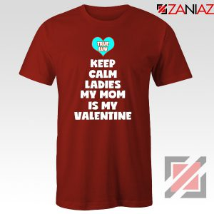 Valentines Tshirt for Boys My Valentine Funny Couples Best Tee Shirt Red