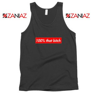 100% That Bitch Box Tank Top Lizzo Concert Tank Top Size S-3XL