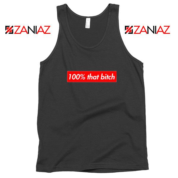 100% That Bitch Box Tank Top Lizzo Concert Tank Top Size S-3XL