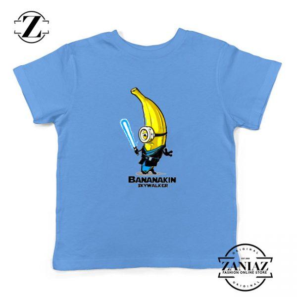 Luke Skywalker Youth T-Shirt Bananakin Skywalker Kids Shirts