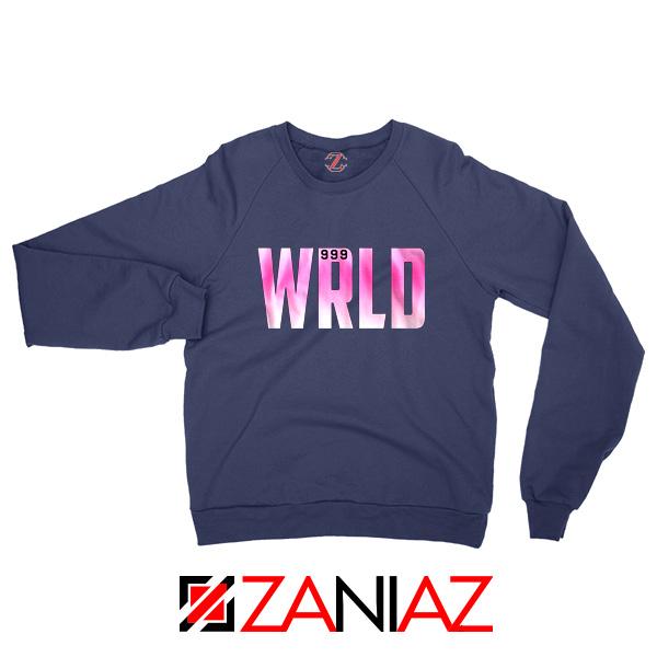 999 Club Wrld Sweatshirt Hip Hop Music Sweatshirt Size S-2XL