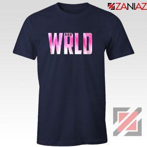 999 Club Wrld T-Shirt Hip Hop Music Tee Shirt Size S-3XL