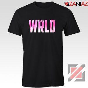 999 Club Wrld T-Shirt Hip Hop Music Tee Shirt Size S-3XL Black