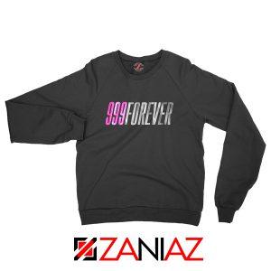 999 Forever RIP Sweatshirt Juice WRLD Rapper Sweatshirt Size S-2XL Black