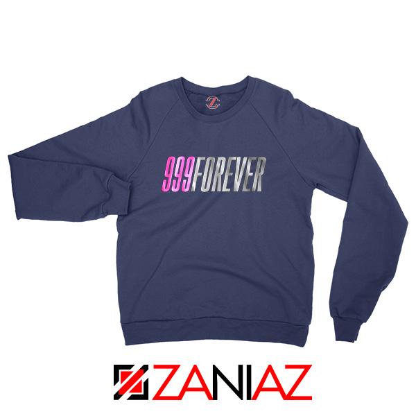 999 Forever RIP Sweatshirt Juice WRLD Rapper Sweatshirt Size S-2XL