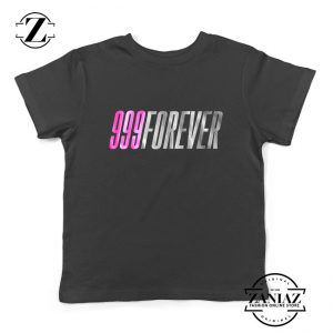 999 Forever RIP Youth Shirt Juice WRLD Rapper Kids T-Shirt Size S-XL