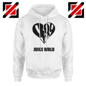 999 Heart WRLD Hoodie Juicer Rapper Hoodie Size S-2XL