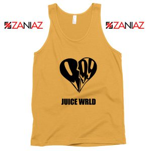 999 Heart WRLD Tank Top Juice Rapper Tank Top Size S-3XL