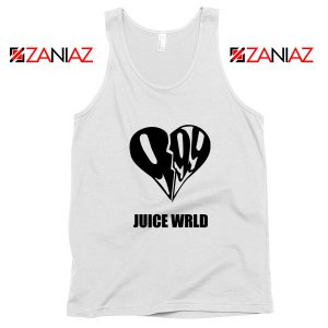 999 Heart WRLD Tank Top Juice Rapper Tank Top Size S-3XL White