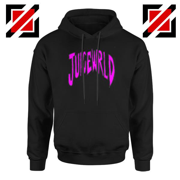 American Rapper Hoodie Juice WRLD Logo Hoodie Size S-2XL