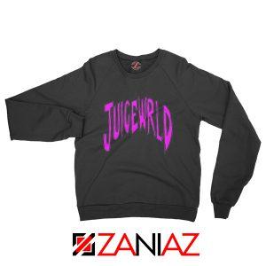 American Rapper Sweatshirt Juice WRLD Logo Sweatshirt Size S-2XL