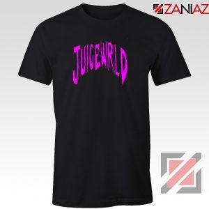 American Rapper T-Shirt Juice WRLD Logo Tee Shirt Size S-3XL