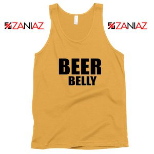 Beer Belly Funny Saying Tank Top Funny Gym Best Tank Top Size S-3XL Sunshine