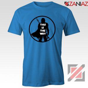 Boba Fett This Is The Way T-Shirt Star Wars Merch Tee Shirt Size S-3XL