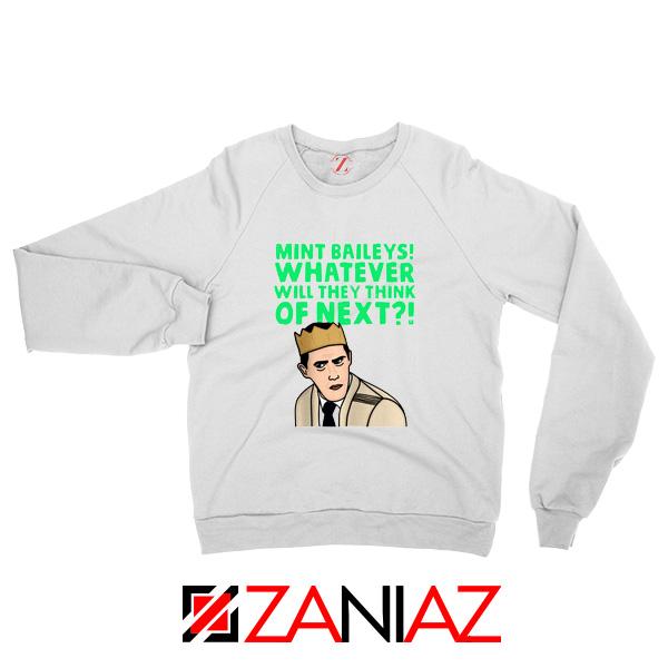 Bryn Gavin And Stacey Sweatshirt Tv Show Novelty Sweatshirt Size S-2XL White