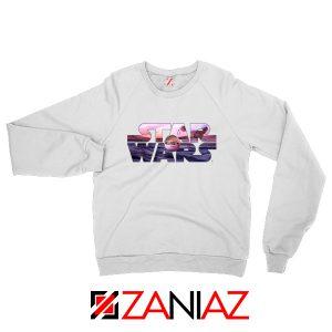 Buy Best Star Wars The Child Sweatshirt Character Film Sweatshirt White