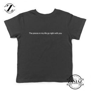 Buy Cheap Juice WRLD Forever Lyrics Best Kids Tee Shirt Size S-XL Black