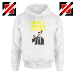 Buy Jake Peralta Quote Hoodie Brooklyn 99 Best Hoodie Size S-2XL White