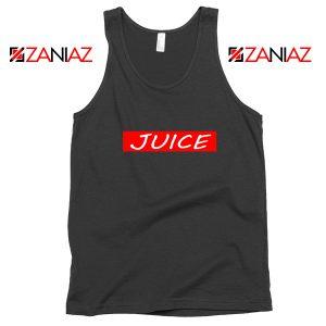 Buy Juice Wrld Tank Top American Rapper Tank Top Size S-3XL Black