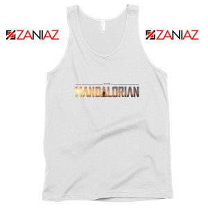 Buy Mandalorian Logo Tank Top Star Wars Best Tank Top Size S-3XL