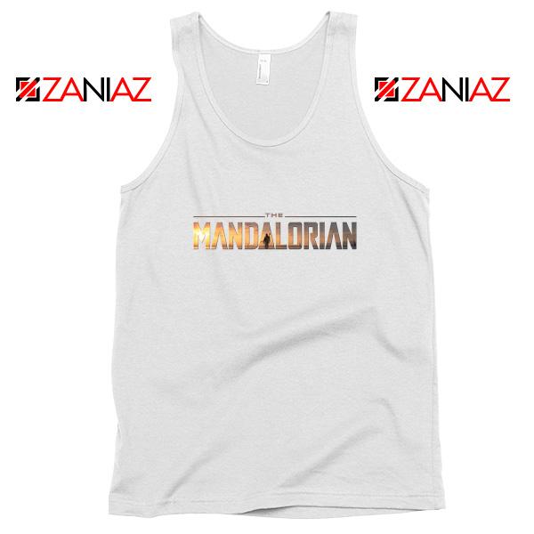 Buy Mandalorian Logo Tank Top Star Wars Best Tank Top Size S-3XL
