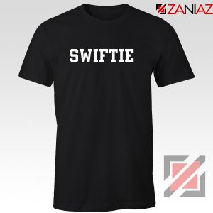 Buy Swiftie Cute T-Shirt Taylor Swift Lover Best Tee Shirt Size S-3XL Black