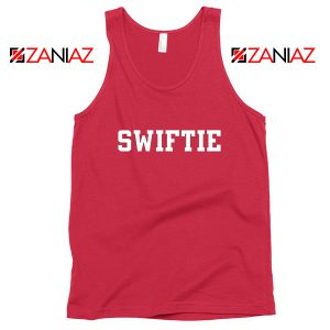 Buy Swiftie Cute Tank Top Taylor Swift Lover Best Tank Top Size S-3XL Red
