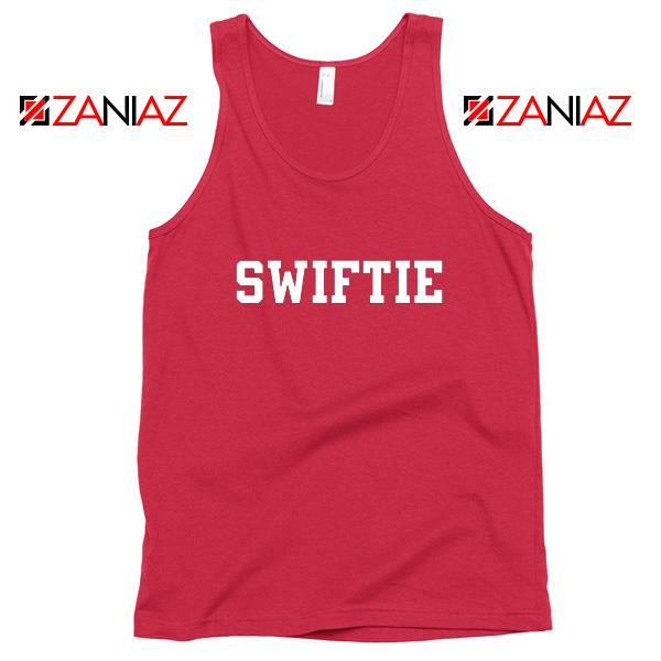 Buy Swiftie Cute Tank Top Taylor Swift Lover Best Tank Top Size S-3XL Red