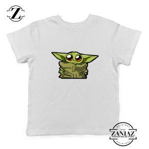 Buy The Child Cute Baby Yoda Star Wars Best Gift Kids Tee Shirt Size S-XL