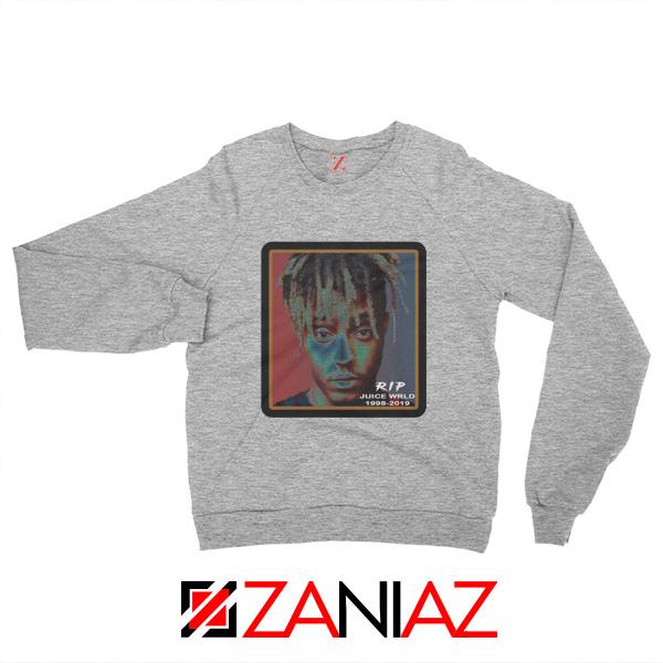 Cheap RIP Wrld Sweatshirt Hip Hop Music Sweatshirt Size S-2XL