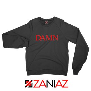 DAMN Album Sweatshirt Kendrick Lamar Sweatshirt Size S-2XL