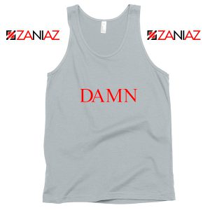 DAMN Album Tank Top Kendrick Lamar Tank Top Size S-3XL